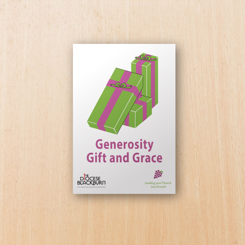 Generosity, Gift, and Grace